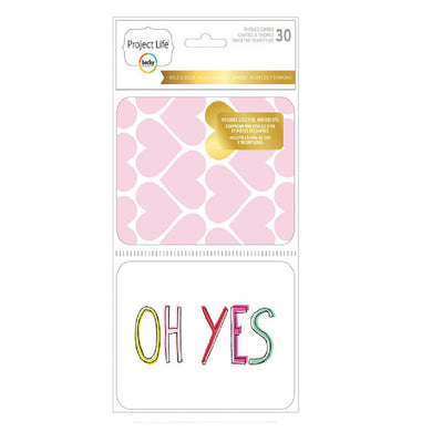 Bold & Gold Theme Cards 30pc