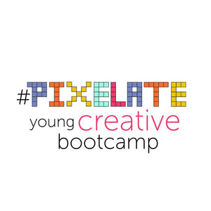 Pixelate Young Creative Bootcamp