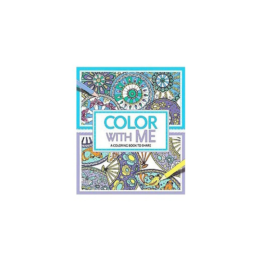 Color With Me Coloring Book