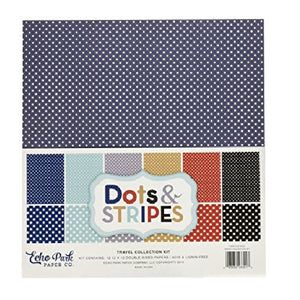 Dots & Stripes Travel Colletions kit
