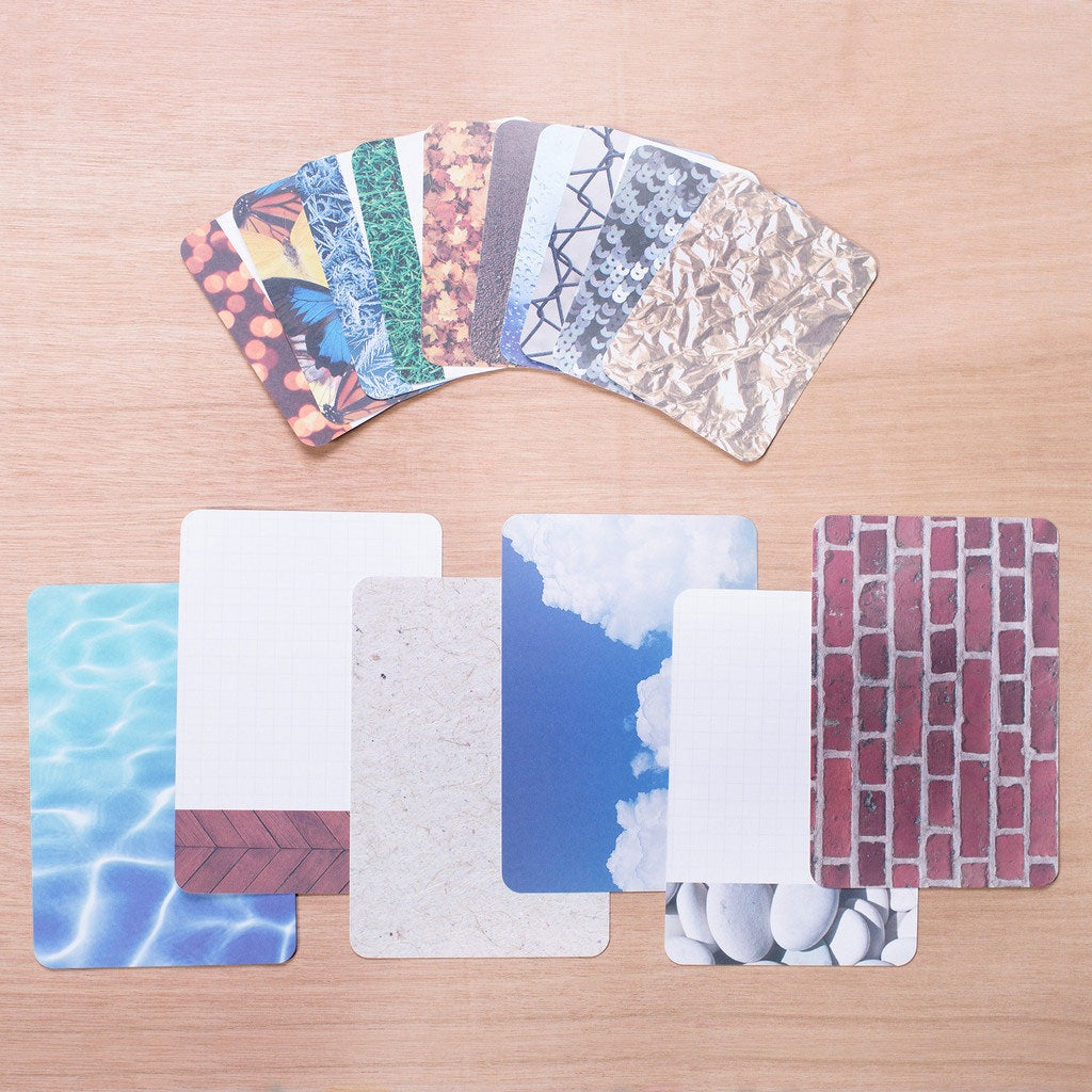 Texture Theme Cards