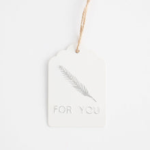 Metallic Gift Tags