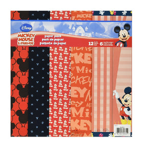 Mickey Mouse Paper Pack