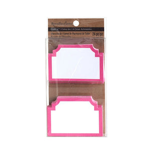 Recolletions Craft It Place Cards 24pc