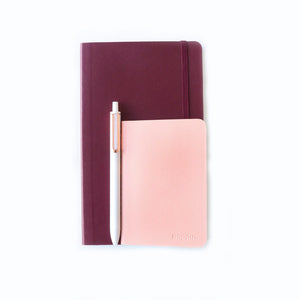 Poppin Shine On NoteBook Pen Set