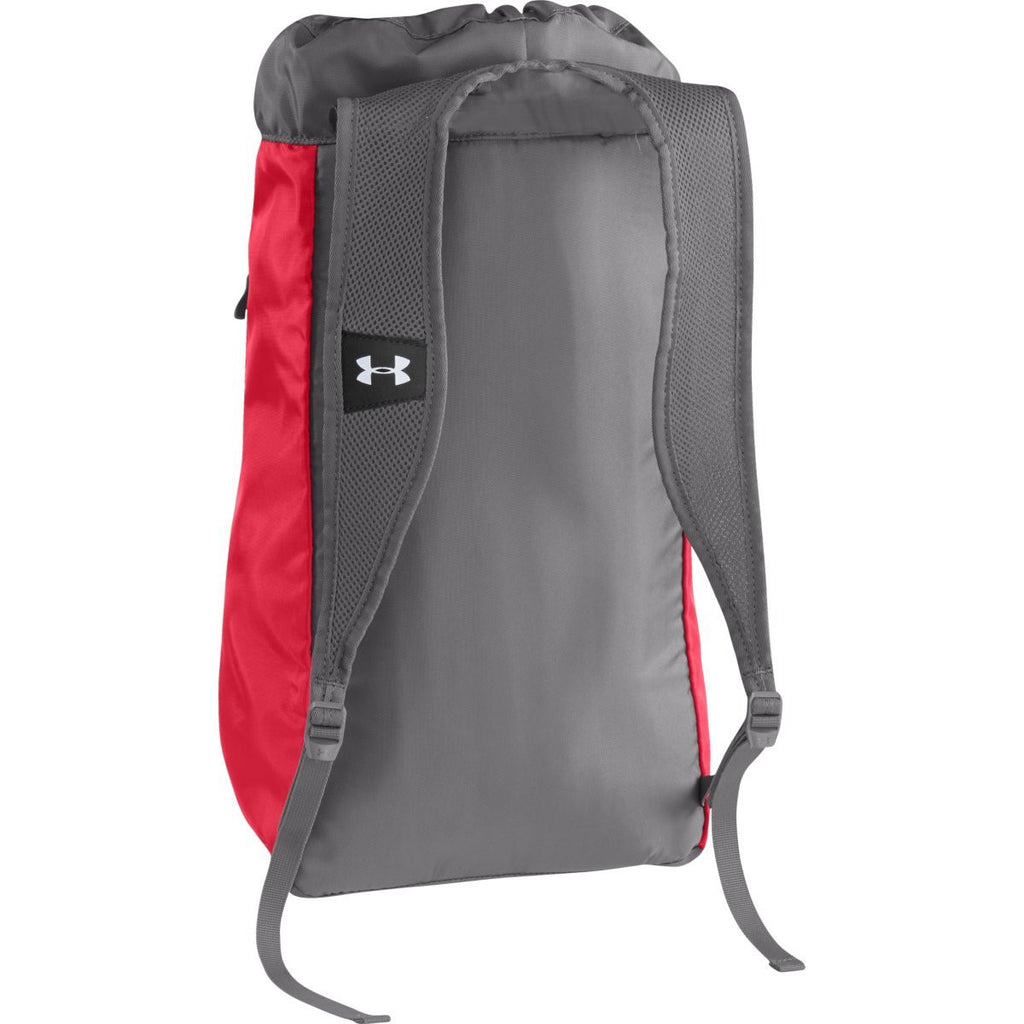 Under Armour Red Trance Sackpack