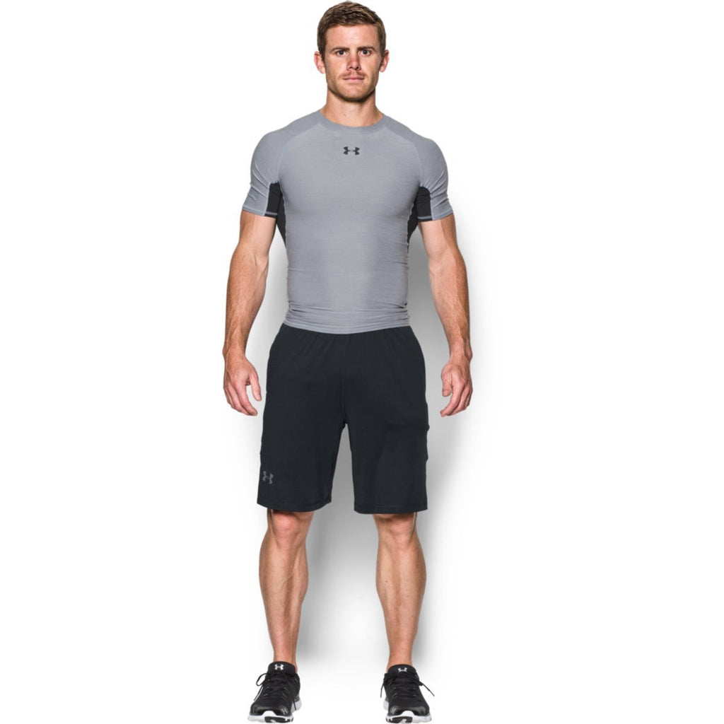 Under Armour Men's Black Raid Shorts