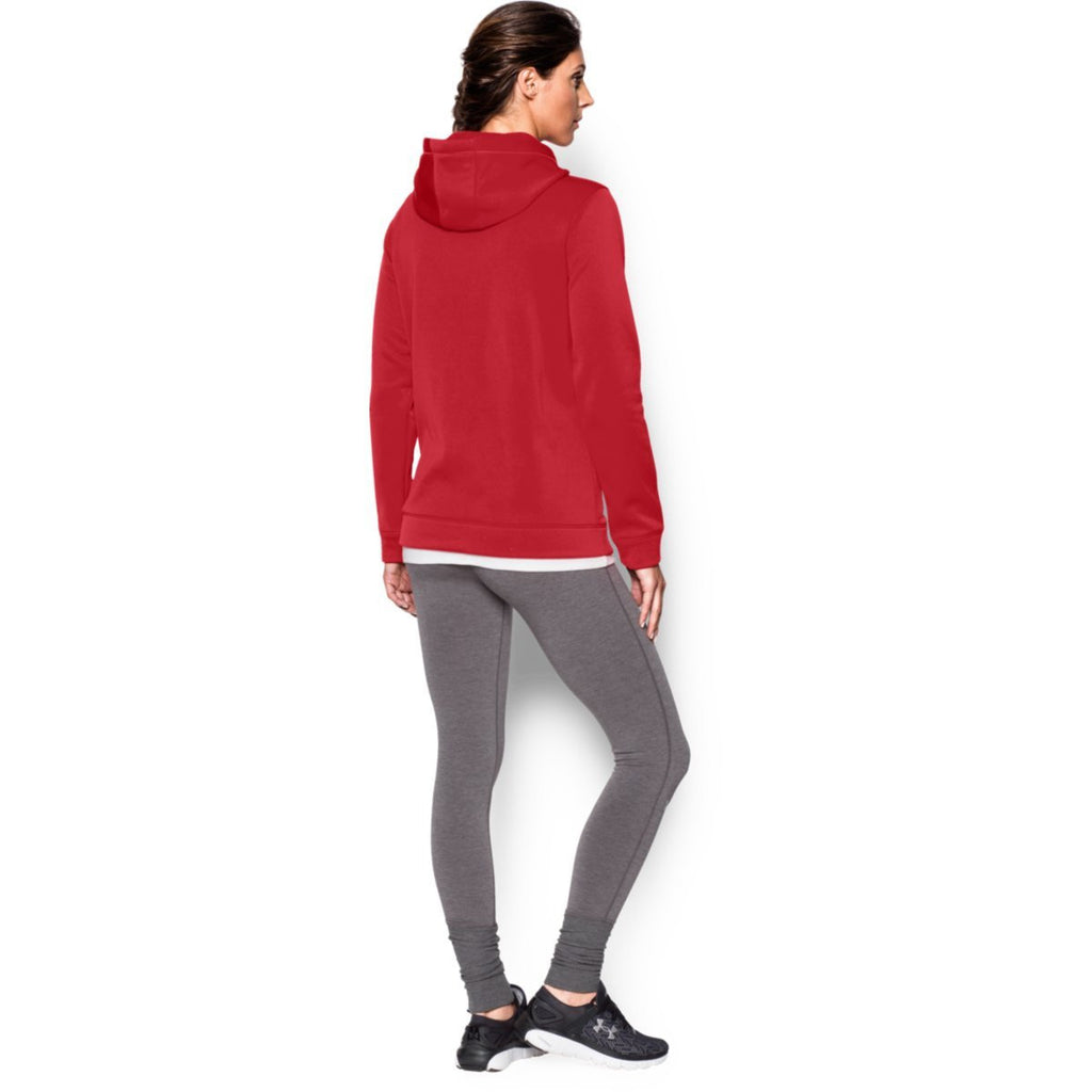 Under Armour Women's Red Storm Armour Fleece Hoodie