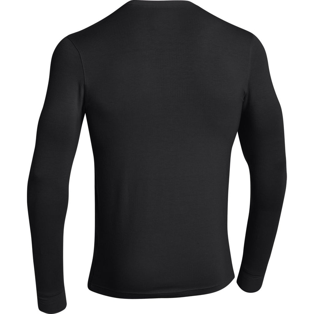 Under Armour Men's Black ColdGear Infrared Crew