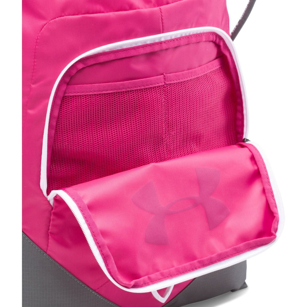 Under Armour Tropic Pink Undeniable Sackpack