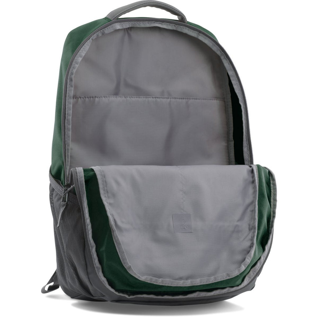Under Armour Forest Green UA Team Hustle Backpack