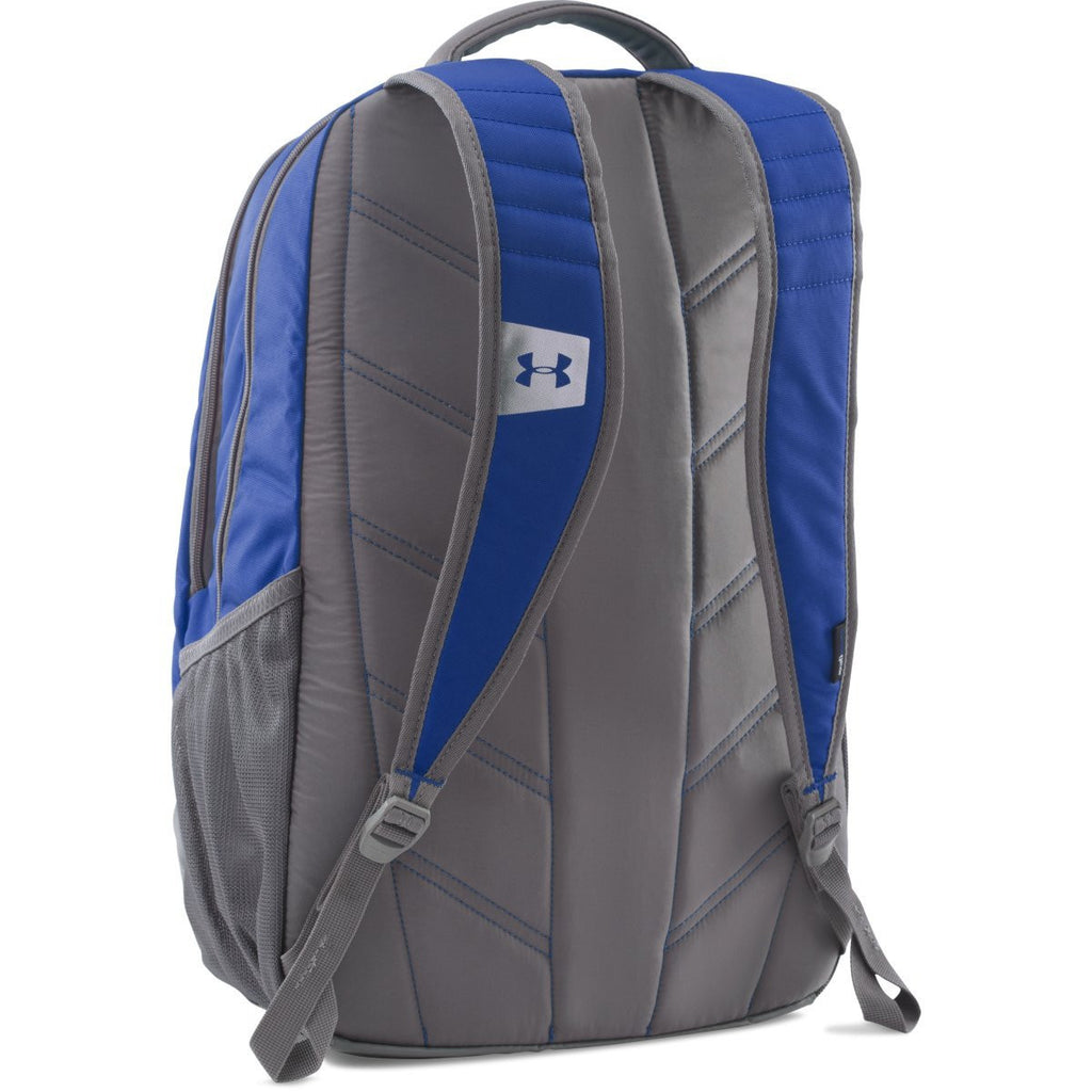 Under Armour Royal UA Team Hustle Backpack