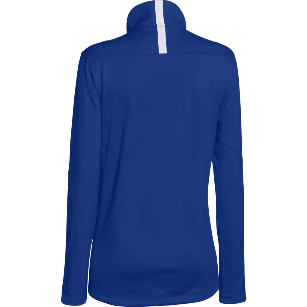Under Armour Women's Royal Qualifier Quarter Zip