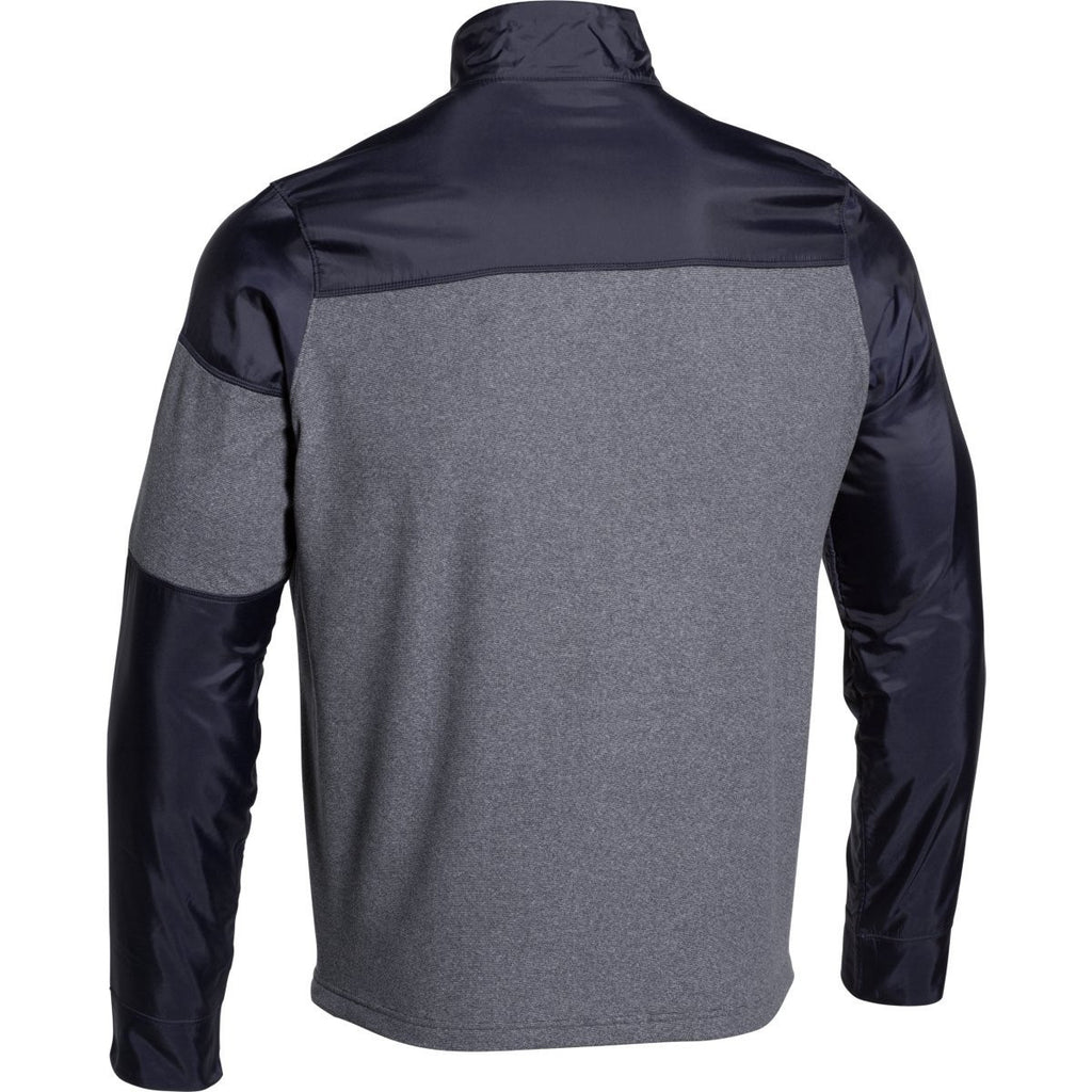 Under Armour Men's Midnight Navy Performance Fleece Full Zip