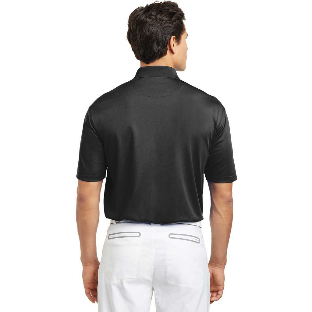Nike Men's Black Tech Basic Dri-FIT S/S Polo