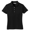 nike-womens-black-basic-polo