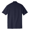 Nike Men's Navy Dri-FIT S/S Pique II Polo
