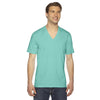 2456-american-apparel-light-green-v-neck