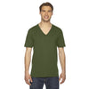 2456-american-apparel-olive-v-neck