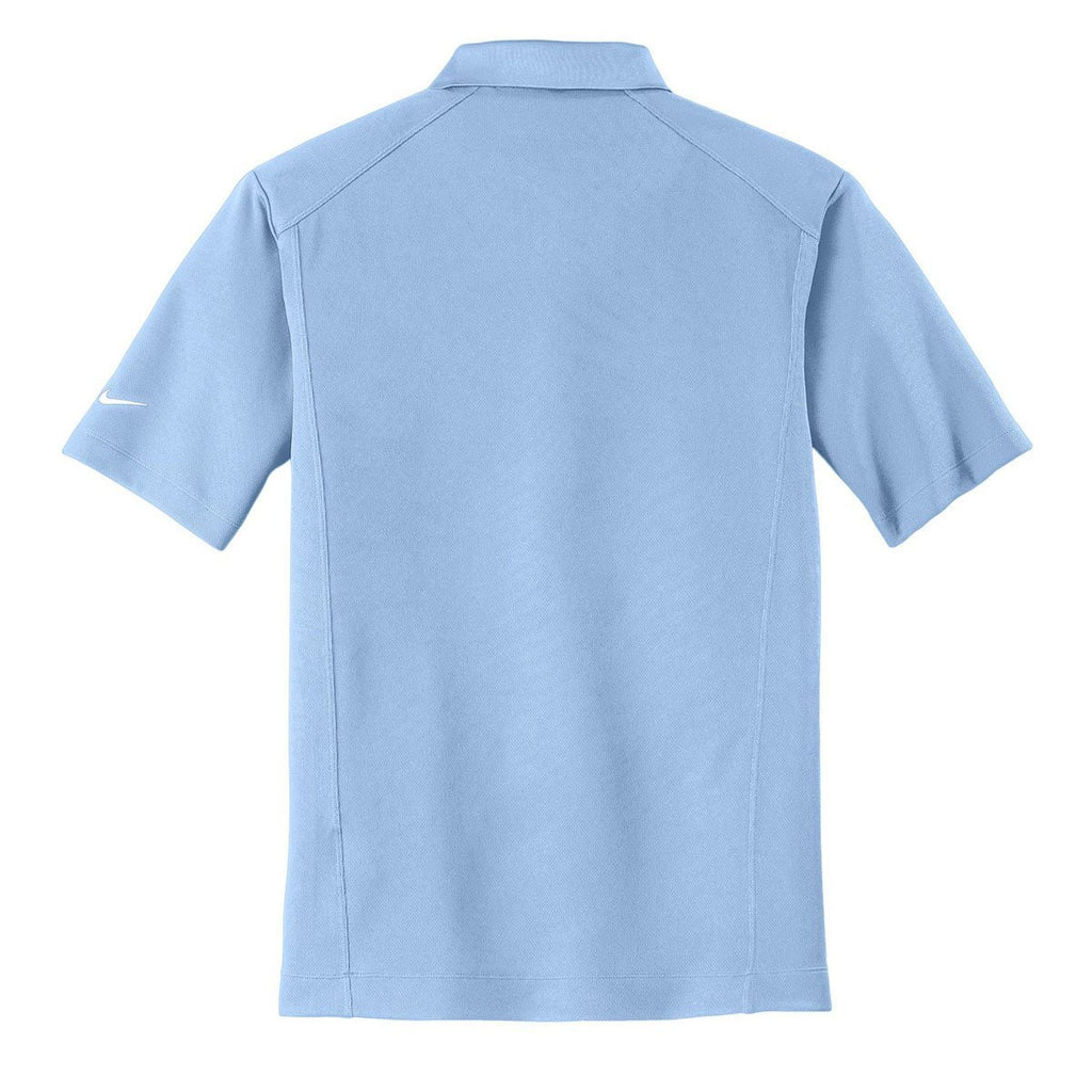 Nike Men's Light Blue Dri-FIT S/S Classic Polo