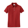 nike-womens-red-pebble-polo