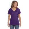 392a-anvil-women-purple-t-shirt