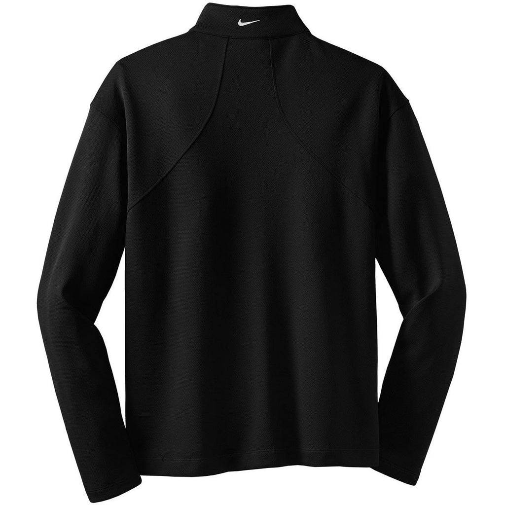 Nike Men's Black L/S Sport Quarter Zip