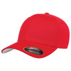 5001-flexfit-red-cotton-twill-cap