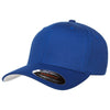 5001-flexfit-blue-cotton-twill-cap