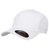 5001-flexfit-white-cotton-twill-cap