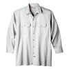dickies-white-long-sleeve-shirt