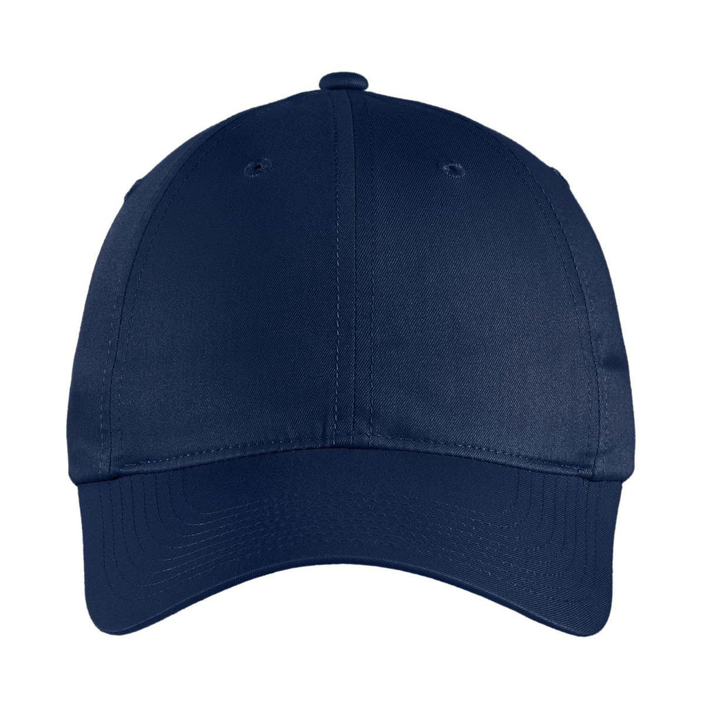 Nike Deep Navy Unstructured Twill Cap