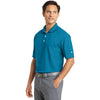 Nike Men's Tall Bright Blue Dri-FIT S/S Micro Pique Polo