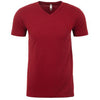 6440-next-level-cardinal-v-neck-tee