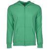 6491-next-level-green-hoodie