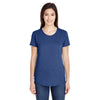 6750l-anvil-women-navy-t-shirt