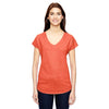 6750vl-anvil-women-orange-t-shirt