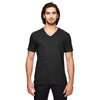 6752-anvil-black-v-neck-tee