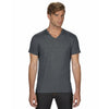 6752-anvil-charcoal-v-neck-tee