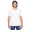6752-anvil-white-v-neck-tee