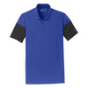 779802-nike-blue-colorblock-polo