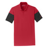 779802-nike-red-colorblock-polo