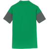 Nike Men's Pine Green/Anthracite Dri-FIT Colorblock Polo
