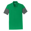 779802-nike-green-colorblock-polo