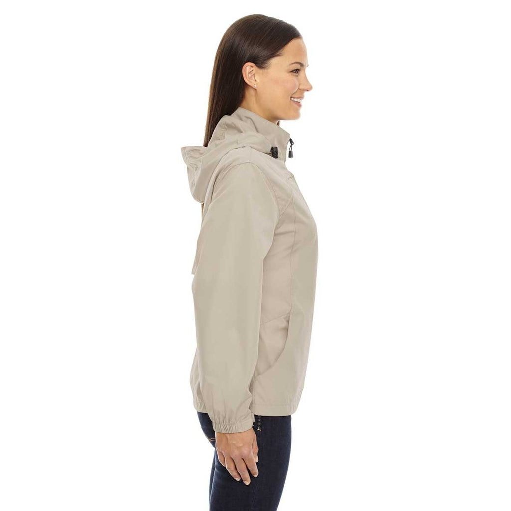 North End Women's Putty Techno Lite Jacket