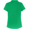Nike Women's Pine Green Dri-FIT Smooth Performance Polo