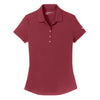 811807-nike-womens-red-smooth-polo
