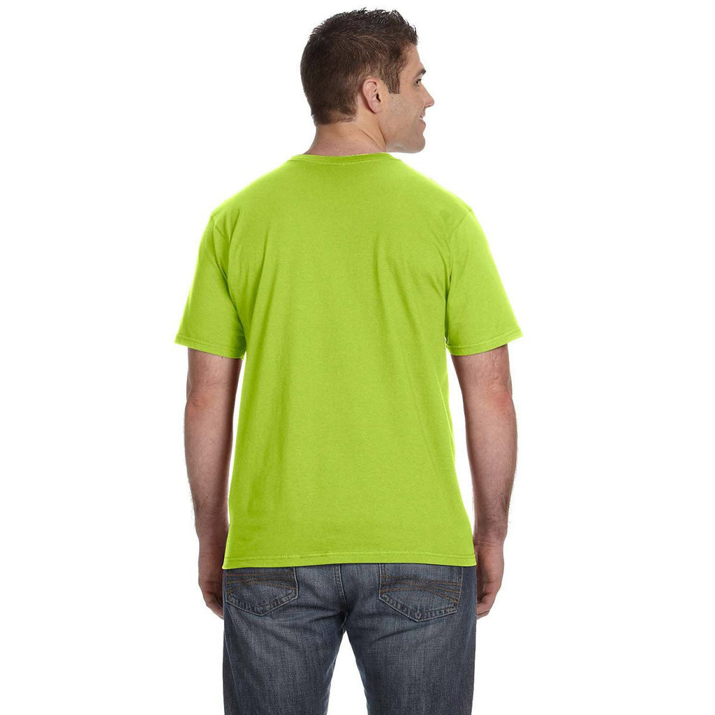 Anvil Men's Key Lime Lightweight T-Shirt