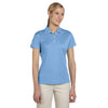 adidas-womens-turquoise-basic-polo
