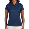 adidas-ladies-navy-diagonal-polo